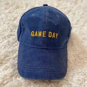 Accessories - Cute game day hat!